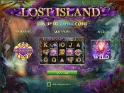 Lost Island Screenshot 1