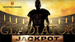 New Gladiator Online Slot Game at Genting Casino