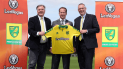 LeoVegas Picks Up First Two Football Club Sponsorships