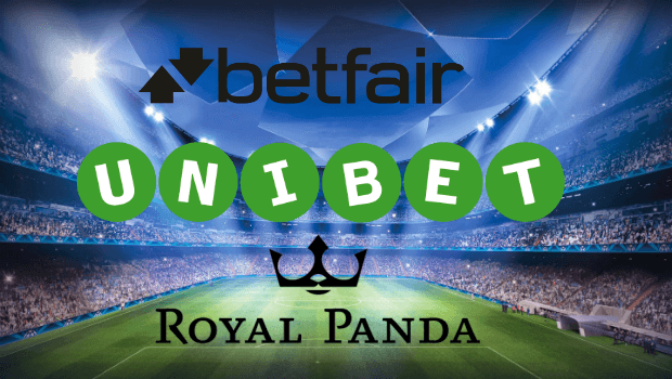 Betfair, Royal Panda, Unibet Scoop Up Football Partnerships