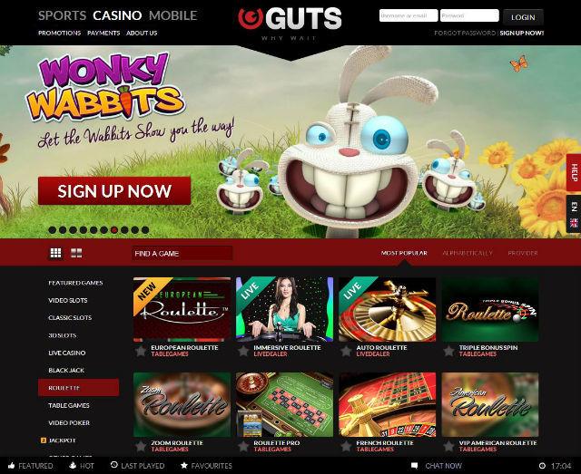 gutes online casino fur roulette
