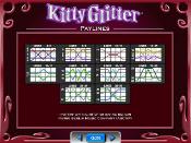 Kitty Glitter Skjermbilde 4