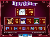 Kitty Glitter Screenshot 3