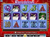 Kitty Glitter Skjermbilde 2