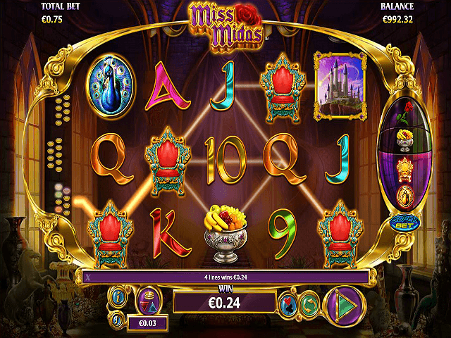 Miss Midas™ Slot Machine Game to Play Free in NextGen Gamings Online Casinos