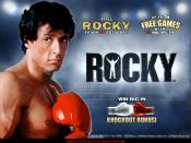 Rocky Screenshot 1
