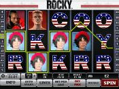 Rocky Screenshot 2