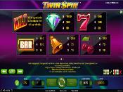 Twin Spin Skjermbilde 4
