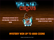 Wicked Circus Screenshot 1