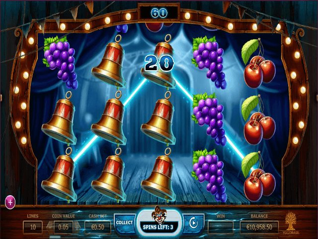 Wicked Circus™ Slot Machine Game to Play Free in Yggdrasil Gamings Online Casinos