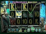 Frankenslot's Monster Skjermbilde 2