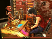 Miles Bellhouse and his Curious Machine Screenshot 1