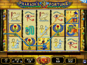Pharaoh's Fortune Screenshot 2