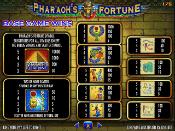 Pharaoh's Fortune Screenshot 3