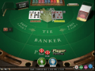 BetBright Casino Baccarat Screenshot 7