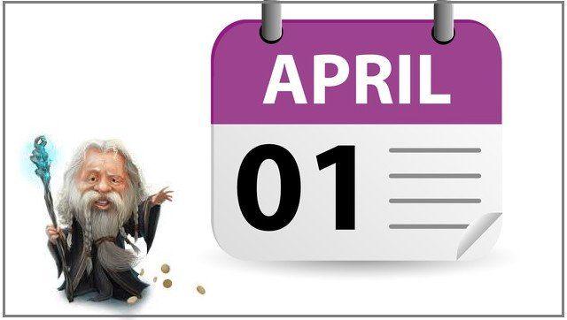 Välkomstbonusen är inget aprilskämt hos Casino Heroes