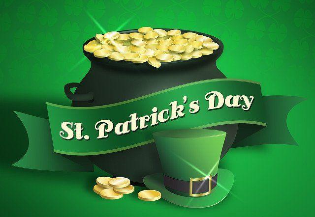 S:t Patricks Day firas med vinstrik tävling i ny spelautomat