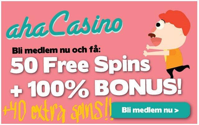 Extra bra casinobonus just idag!