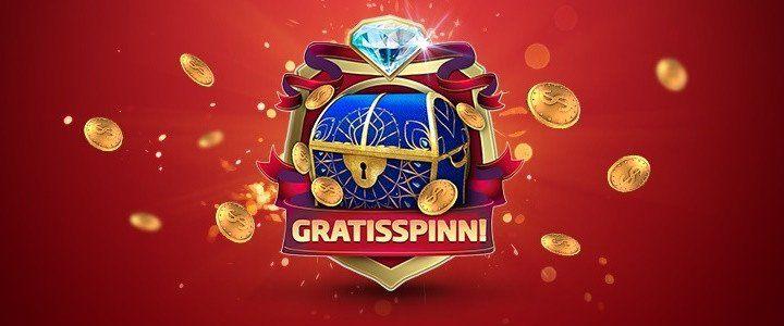 Casinobonusar i freespin-form i en hel vecka framöver!