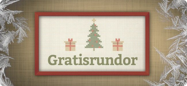 Som julkalender med bonus men året om hos svenskt casino online!