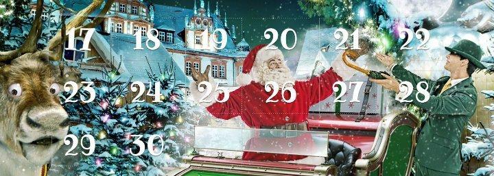 Mr Green först ut med julkalender bland svenska nätcasinon!