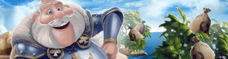 Casino Heroes Kung bjuder på gratissnurr hela helgen!