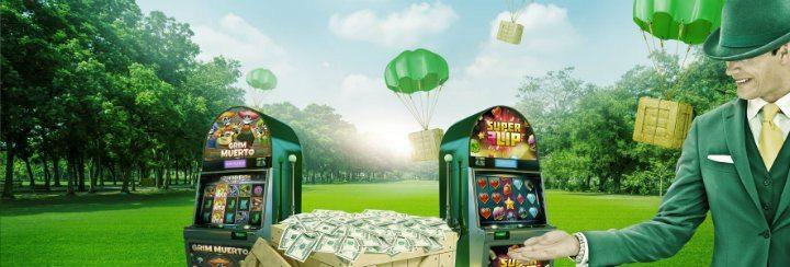 Nätcasino och roulette med Mr Green kan löna sig!