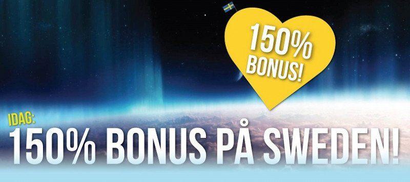 Svenskt nätcasino ger bort 10 femkronorssnurr till nya spelare!