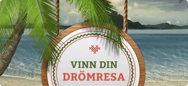 Testa online casino i Stugan med fina bonusar och vinn en resa!