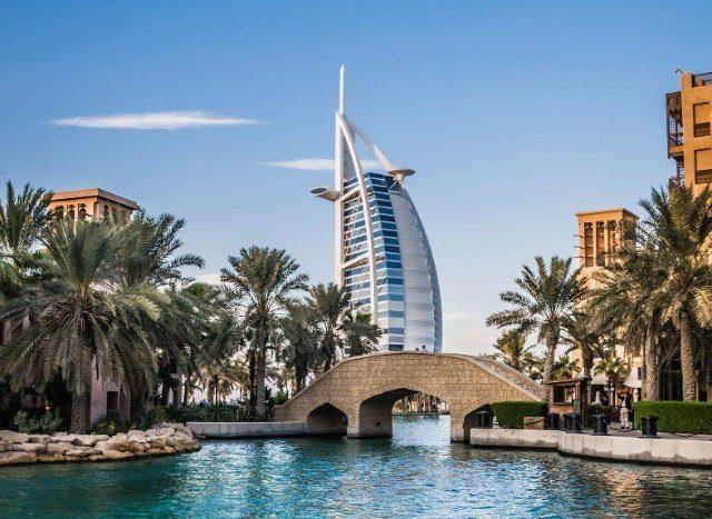 Dundra iväg till Dubai med Sveriges bästa casino!