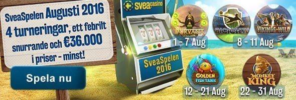 Månadens bästa och största prispott på casino online!