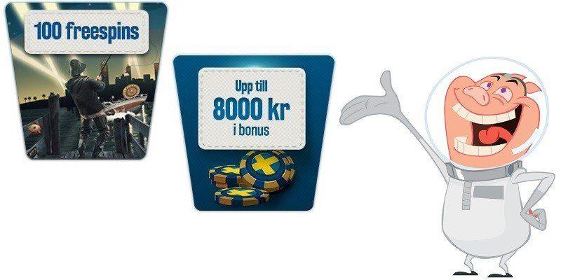 Två svenska spelsläpp skapar krig i casino bonusar idag!