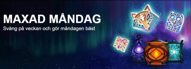 SverigeKronan lyser starkast bland svenska casinon