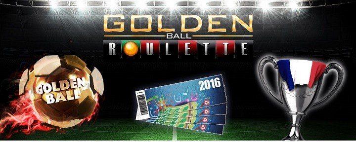 Roulette på nätet kan bli din biljett till EM i fotboll - eller 20k cash!