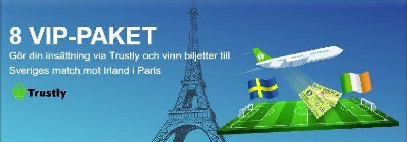 SverigeKronan och Trustly i fint samarbete
