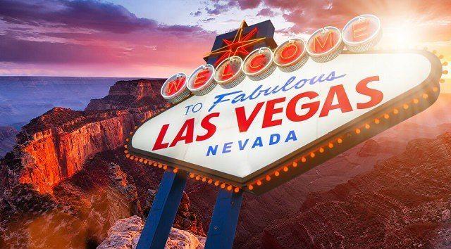Spela valfria spelautomater och vinn en resa till Vegas