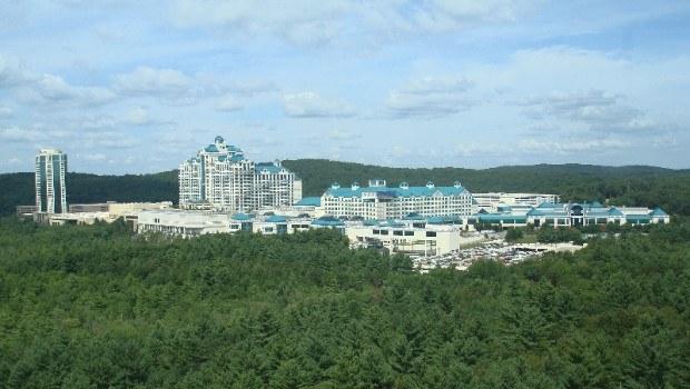 Foxwoods Resort Casino | Connecticut, Vereinigte Staaten