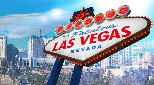 Fyra drömresor till Vegas på spel hos nätcasinot SverigeAutomaten