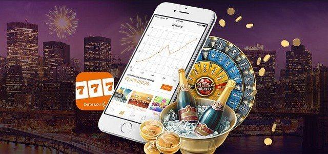Tillgång till nätets största casino-jackpottar i en app!
