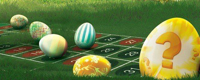 Den roligaste påskäggsjakten hittar du hos svenska Cherry Casino!