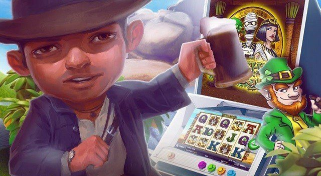 Pysslingsjakt hos Casino Heroes!