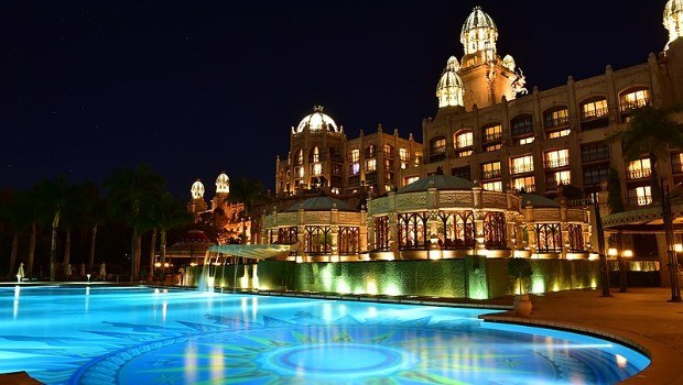 Sun City Resort | Rustenburg, Südafrika