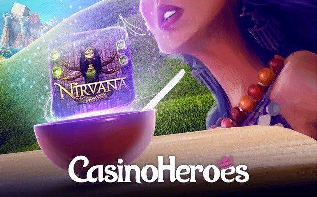 Rättvis och innovativ turnering hos Casino Heroes!