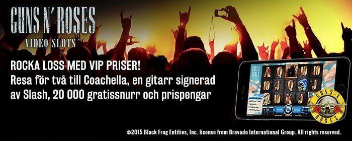 Tusentals gratisspinn i innovativ kampanj hos Svea casino