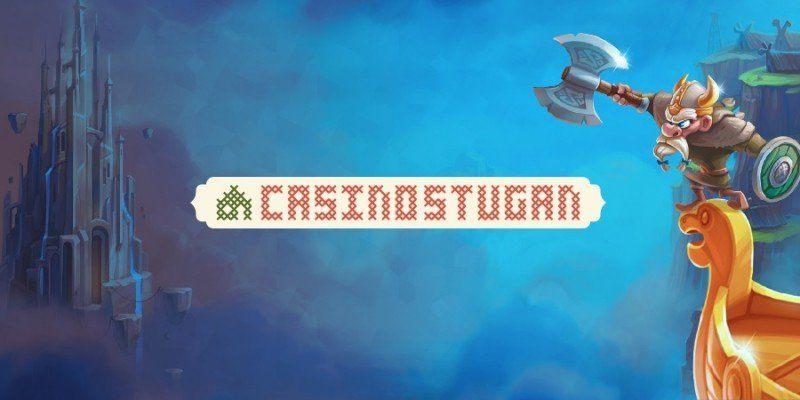 Gratisspinn med vikingatema i svenska Casinostugan