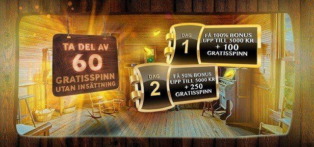 SverigeKronan toppar upp sin casinobonus