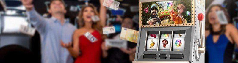 Blackjack och slots med extra vinster hos Unibet
