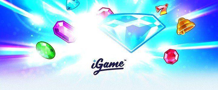 Bländande extrainsatt välkomstbonus hos iGame casino