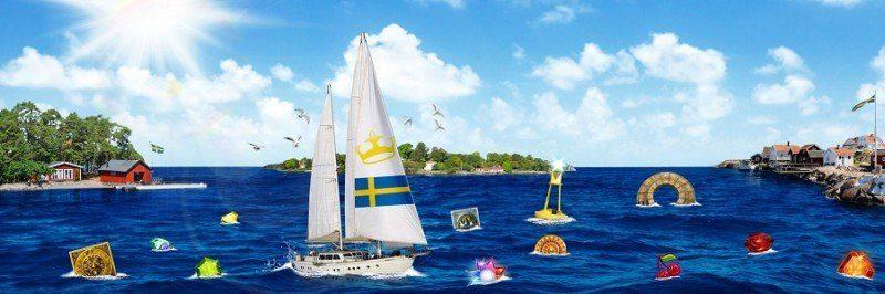 Kryssa Karibien med SverigeKronan i vinter