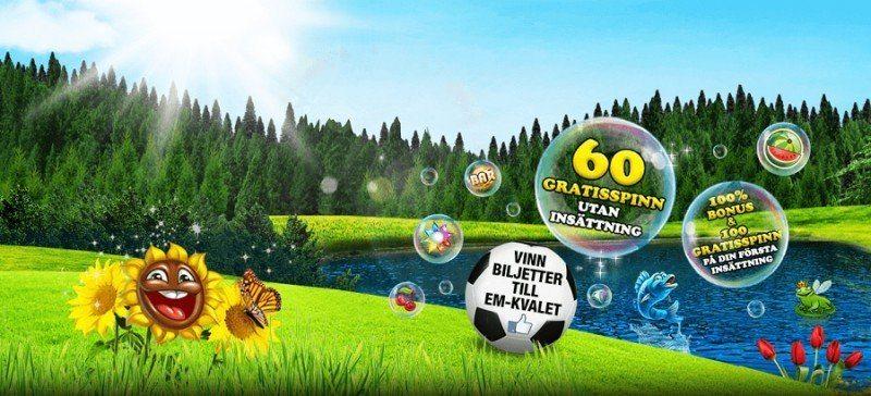 Vinn biljetter till nästa fotbollsfest med SverigeKronan casino